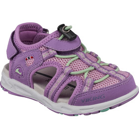 Viking Footwear Thrill - Sandalias Niños - rosa